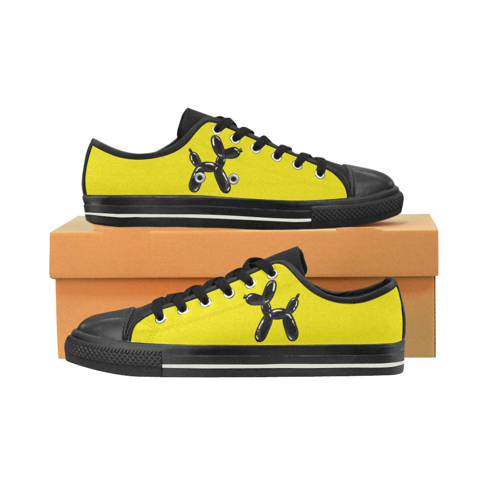 Bumble Bee- Women's Sully Canvas Shoes (SIZE 11-12)