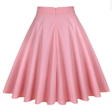 Load image into Gallery viewer, Pale Pink - Juliette Swing Skirt