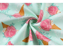 Load image into Gallery viewer, Ice Cream - Juliette Swing Skirt