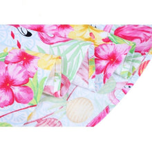Load image into Gallery viewer, Summer Flamingo - Juliette Swing Skirt
