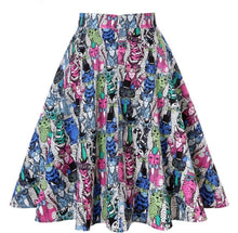 Load image into Gallery viewer, Kitty Cat - Juliette Swing Skirt