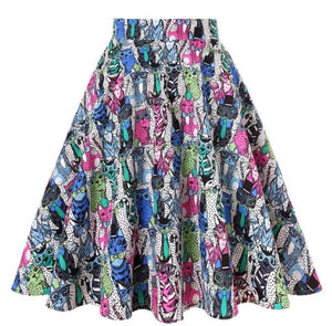 Kitty Cat - Juliette Swing Skirt
