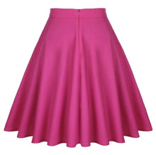 Load image into Gallery viewer, Rose Pink - Juliette Swing Skirt
