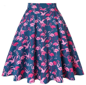 Flamingo - Juliette Swing Skirt