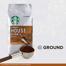 Load image into Gallery viewer, Starbucks Medium Roast Ground Coffee — Variety Pack — 100% Arabica — 3 bags (12 oz. each)