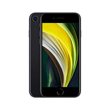 Load image into Gallery viewer, New Apple iPhone SE (64GB, Black) [Carrier Locked] + Carrier Subscription [Cricket Wireless]