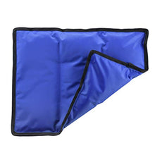 "Load image into Gallery viewer, Gel Cold & Hot Pack - 11x14.5"" Reusable Warm or Ice Pack for Injuries, Hip, Shoulder, Knee, Back Pain - Hot & Cold Compress for Swelling, Bruises, Surgery - Heat & Cold Therapy"