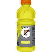 Load image into Gallery viewer, Gatorade Thirst Quencher Lemon-Lime, 20 Ounce Bottles (Pack of 12)