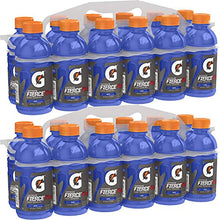 Load image into Gallery viewer, Gatorade Fierce Thirst Quencher, Grape, 12 Ounce Bottles (Pack of 24)