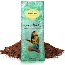 Load image into Gallery viewer, Hawaiian Paradise Coffee Medium Roast (24 OZ) World Class Premium Flavored Grounds Gourmet | Signature Brewed Made From the Finest Beans| Farm Fresh Earth Friendly | Paradise Roast