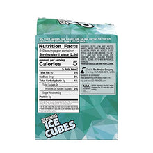 Load image into Gallery viewer, Ice Breakers Ice Cubes Sugar Free Gum with Xylitol, Wintergreen, 40 Count, Pack of 6