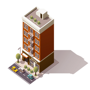 Beginner's Guide to 3D Modeling 14 Low Poly Buildings for Games