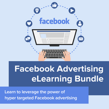Load image into Gallery viewer, Facebook Advertising eLearning Bundle