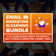 Load image into Gallery viewer, Email Marketing eLearning Bundle