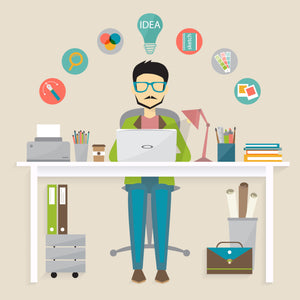 Flawless Flat Design eLearning Bundle