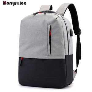 Backpack Men School Student Loptop Backbags for IPAD Gift USB Backpack Travel Business Daypacks Mochila Hombre Back Pack