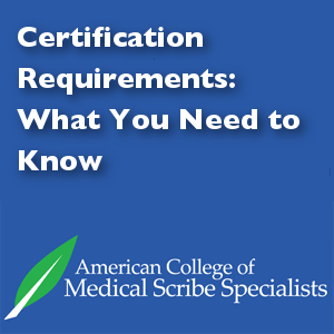 Certification Requirements: What You Need to Know