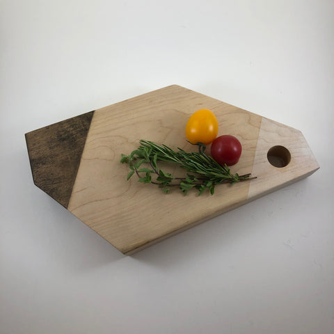 Modular Maple Cutting Board - Asymmetric - HandMade