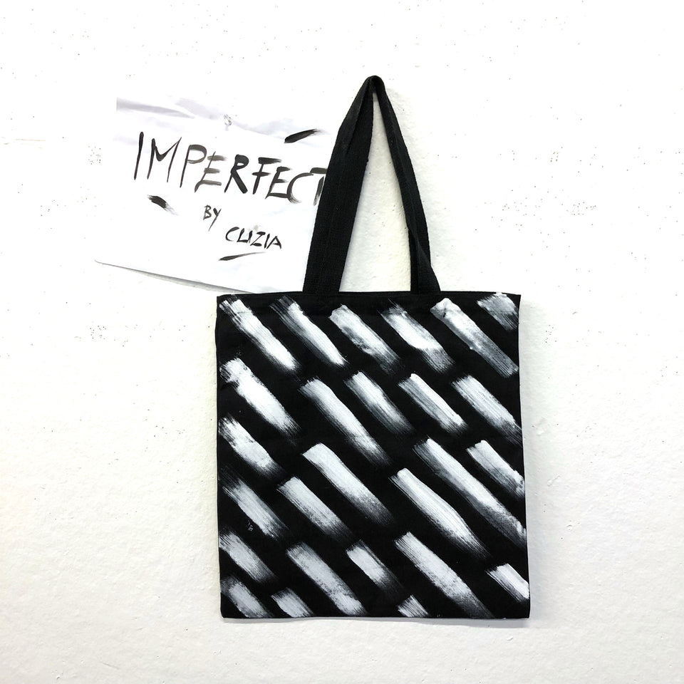 Imperfect Hand-Painted Totes