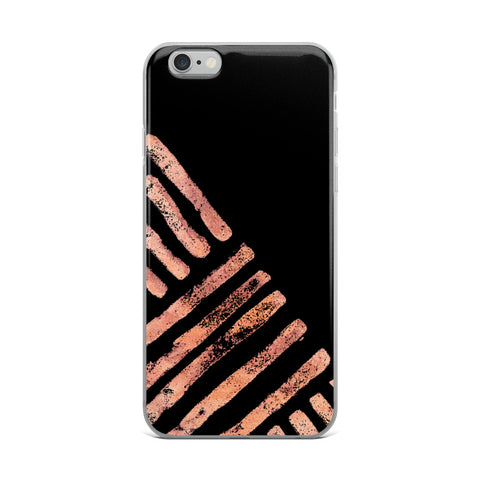 Imperfect Copper iPhone Case