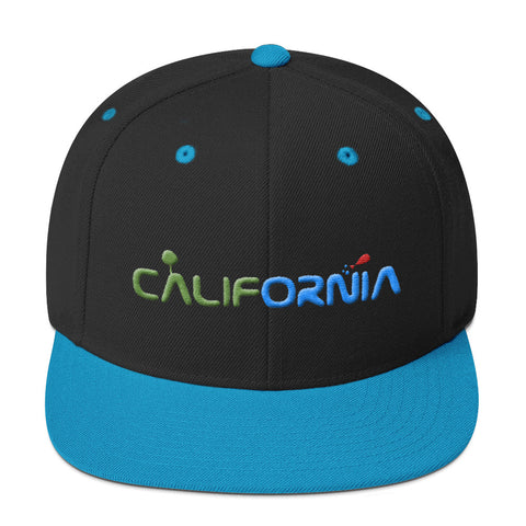 California Snapback Hat by Tettallatte