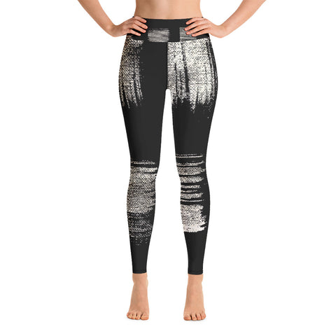 Imperfect Brush 2.0 Yoga Leggings