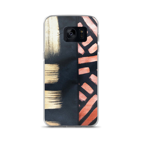 Imperfect Gold&Copper Samsung Case