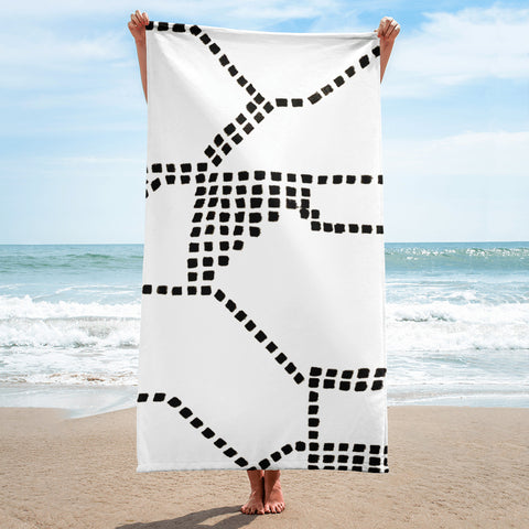 Imperfect Metro Towel