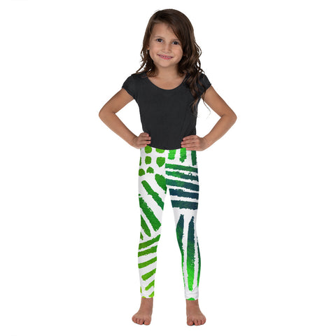 Clizia Kolor Kid's Leggings - Tropical