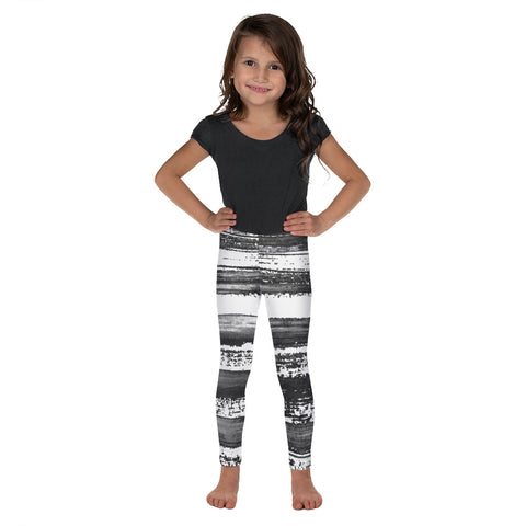 Imperfect Stripes Clizia Yoga Kid's Leggings