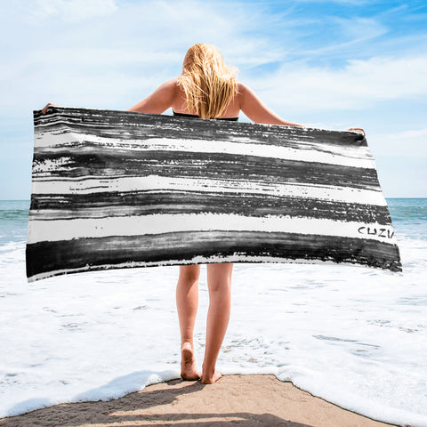 Imperfect Stripes Towel