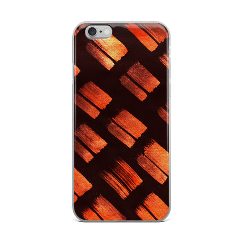 Imperfect Fire iPhone Case