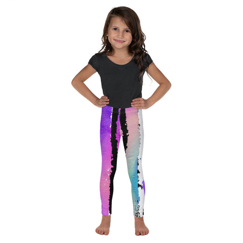 Clizia Kolor Kid's Leggings - Stripes
