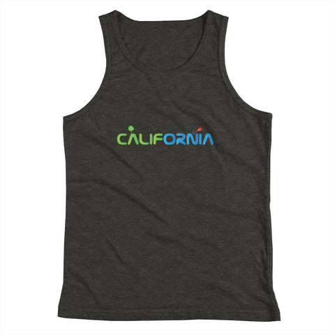 CALIFORNIA - Youth Tank Top