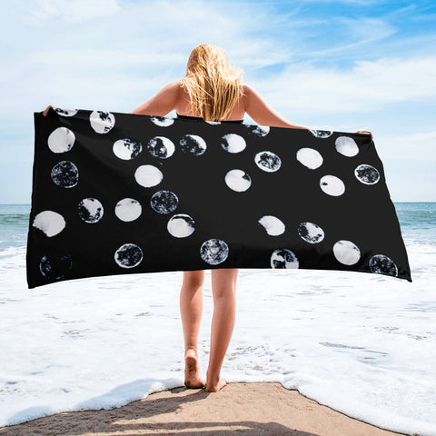 Imperfect Moon Towel