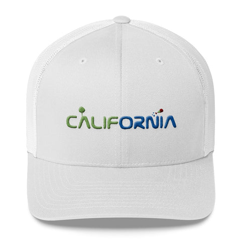 California Trucker Cap by Tettallatte