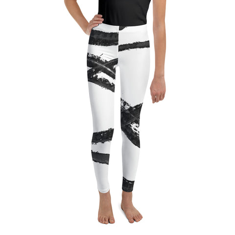 Clizia Waves Youth Leggings