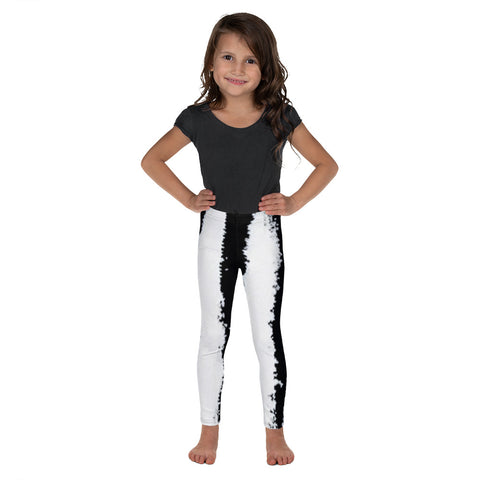 Imperfect Black Lines Kid's Leggings