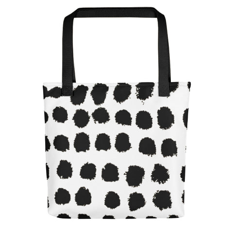 Imperfect Dots 1 Tote bag