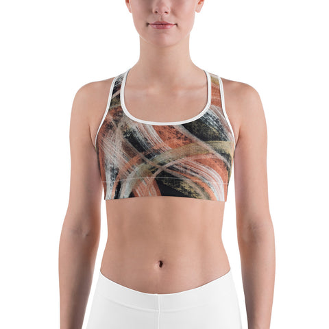 Imperfect Gold 100 Sports bra
