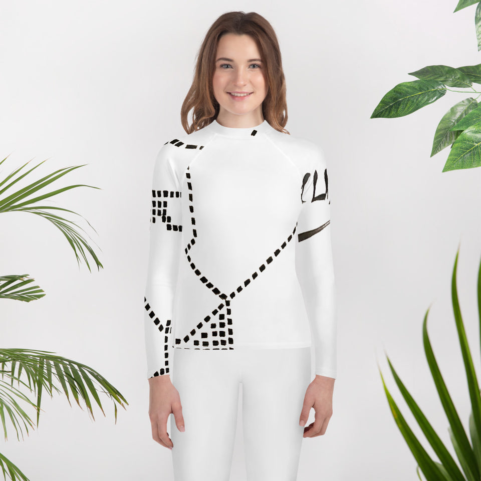 Cool Youth Rash Guards (Age 8-20)