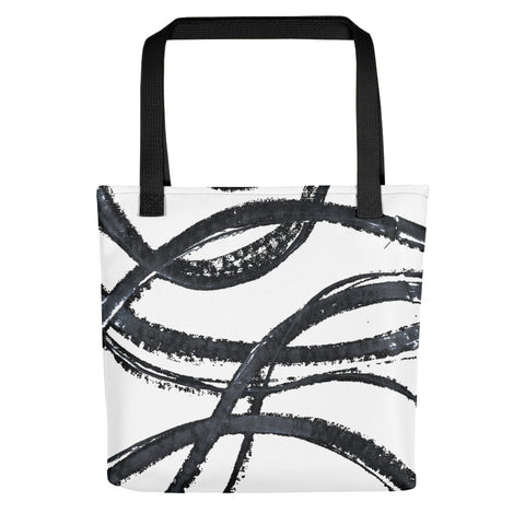 Imperfect Wave Tote bag