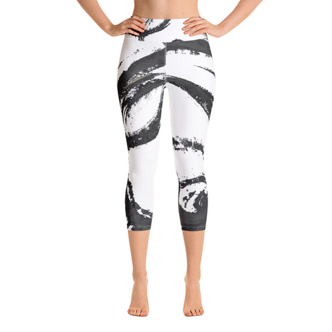 Imperfect Flow Clizia Yoga Capri Leggings