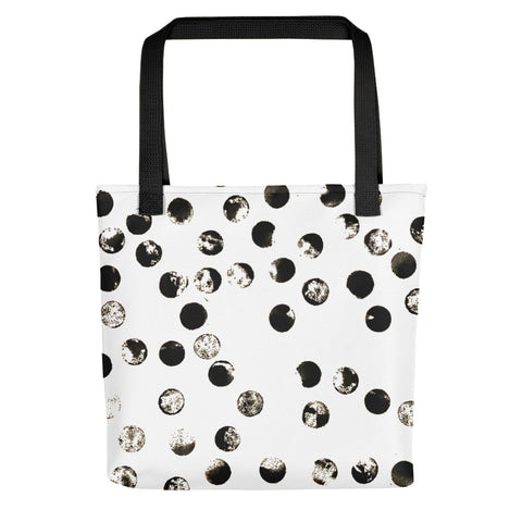 Imperfect Dots Tote bag