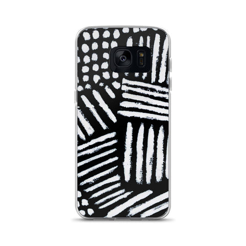 Imperfect Clizia 4 Black Samsung Case