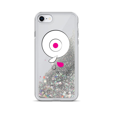 Tetta Liquid Glitter Phone Case