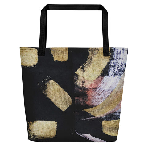Imperfect 33 Beach Bag