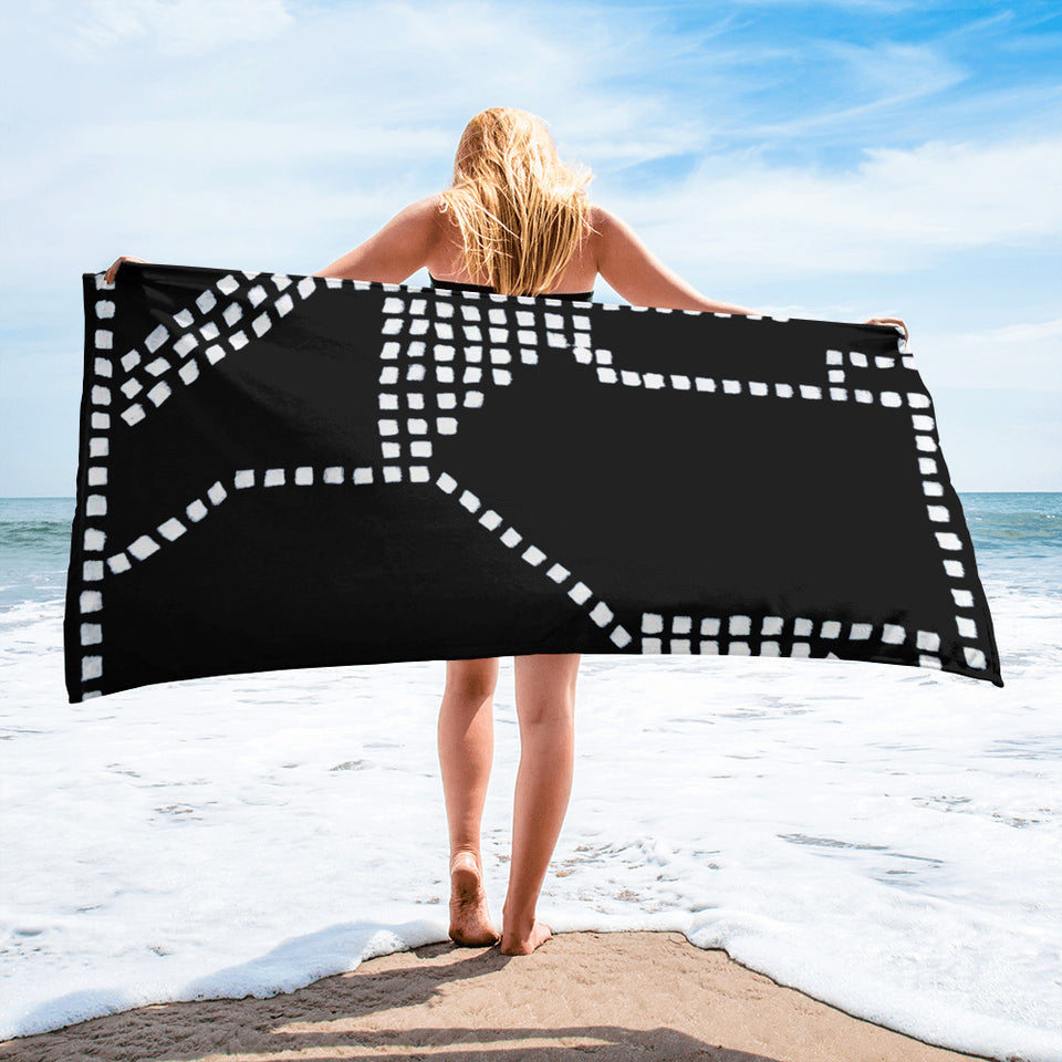 Unique Designer Towels