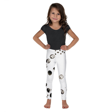 Imperfect Dots&Dash Kid's Leggings
