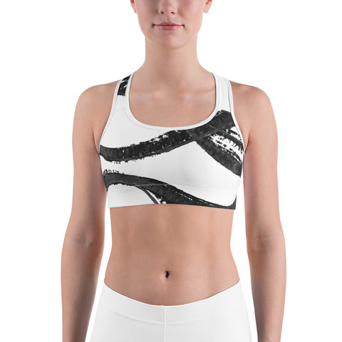 Imperfect Flow 1 Clizia Sports bra